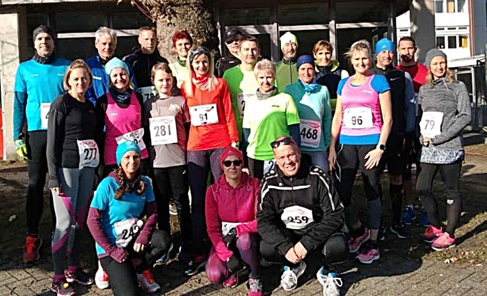 Reformationslauf LT TuS Aurich Ost 2019
